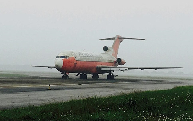 Xin đổi 3 suất dưỡng lão lấy máy bay bỏ hoang 12 năm ở Nội Bài