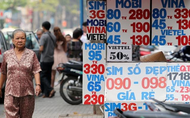 Slide - Điểm tin thị trường: Đã khóa 2,1 triệu thuê bao di động