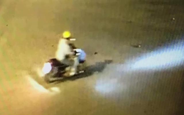 Vụ bảo vệ bị sát hại ngay tại cơ quan: Lộ hình ảnh nghi phạm trên đường chạy trốn