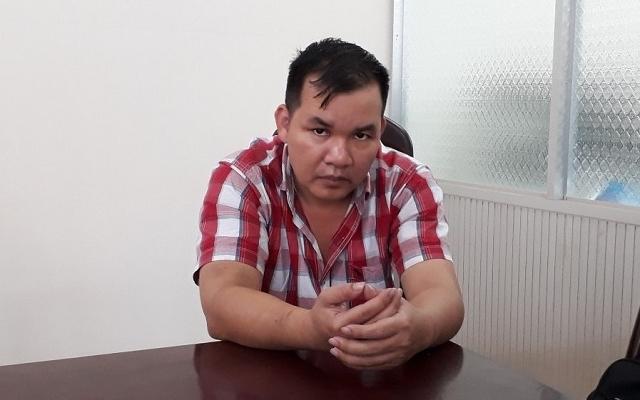Phát hiện trên xe có trộm, lái xe Phương Trang đưa thẳng đến trụ sở công an
