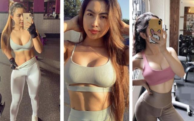 """""""Trả thù"""" vì người yêu bỏ do xấu xí, 3 cô gái lột xác nóng bỏng, thành hot gymer Việt nổi tiếng"""