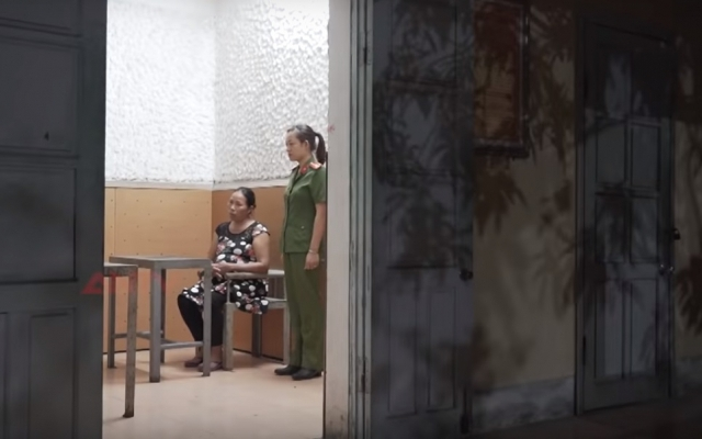 'Quái nữ' môi giới lao động ở Nghệ An khai gì trong trại giam?