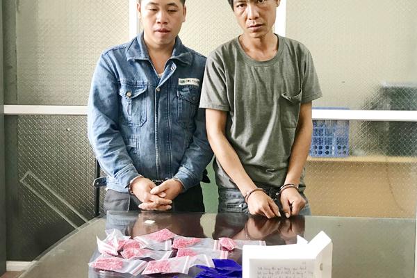 Lào Cai: Đối tượng vận chuyển hàng nghìn viên ma túy sa lưới