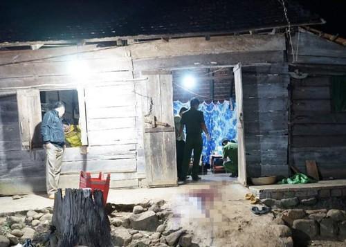 Đắk Lắk: Điều tra vụ cha bị con trai chém tử vong trong lúc ngủ
