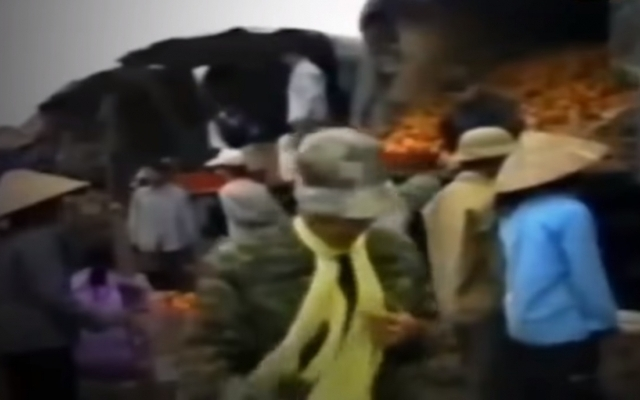 """Chân Dung Trùm Khánh """" Trắng """" một thời náo loạn chợ Đồng Xuân"""