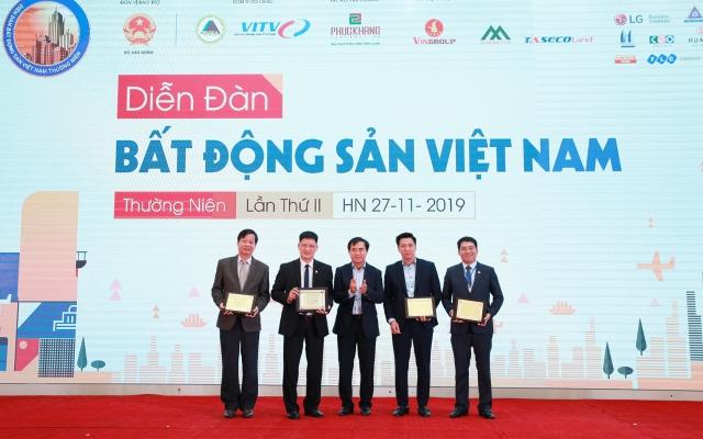 Phuc Khang Corporation tham dự tọa đàm cấp cao tại Diễn đàn BĐS Việt Nam 2019