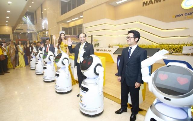 Nam A Bank ra mắt không gian giao dịch số ứng dụng trí tuệ nhân tạo
