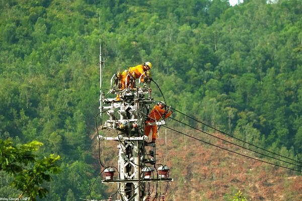 Điện lực Đà Nẵng lần đầu cán mốc 3 tỷ kWh điện thương phẩm