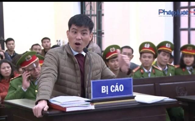 Thanh Hóa: TAND huyện Tĩnh Gia vi phạm tố tụng, biên bản ghi lời khai không có chữ ký của Điều tra viên?