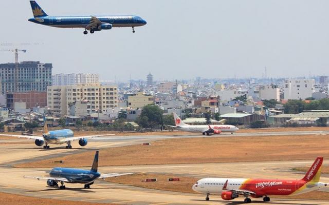 """Chủ trương xã hội hóa đầu tư Cảng hàng không của Bộ GTVT bị """"tuýt còi"""""""