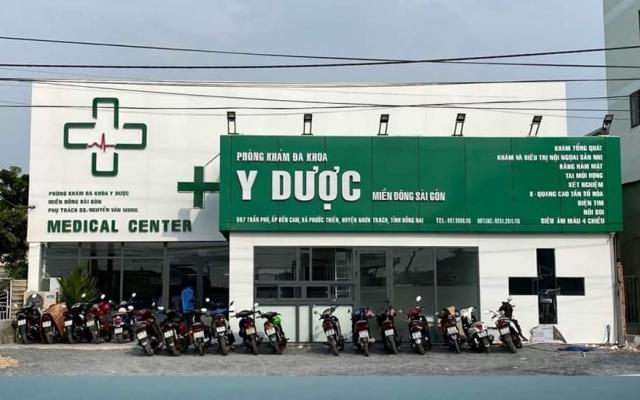 Đồng Nai: Sắp đưa vào hoạt động Phòng khám Y dược Miền Đông Sài Gòn