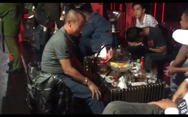 Lâm Đồng: Kiểm tra quán bar KYOTO DALAT, phát hiện nhiều nam thanh nữ tú dương tính với ma túy