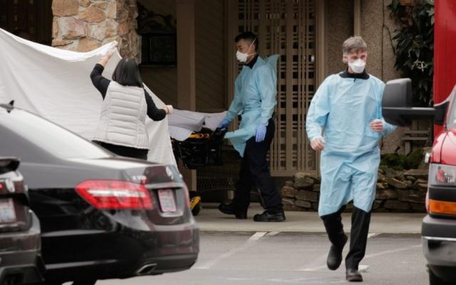 Số ca nhiễm Covid19 ở Hàn Quốc tăng không ngừng, 9 người Mỹ đã tử vong
