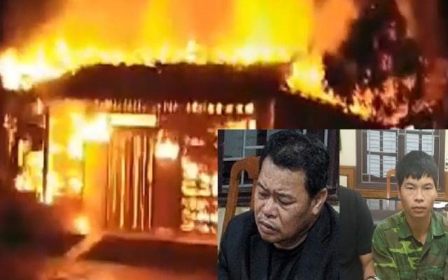 Thông tin bất ngờ vụ phóng hỏa đốt nhà khiến 3 người thiệt mạng tại Hưng Yên