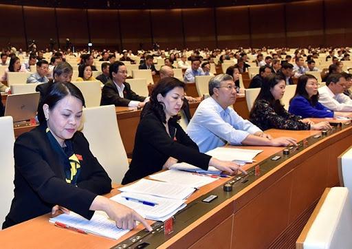 Hôm nay, lần đầu tiên Quốc hội khai mạc phiên họp trực tuyến
