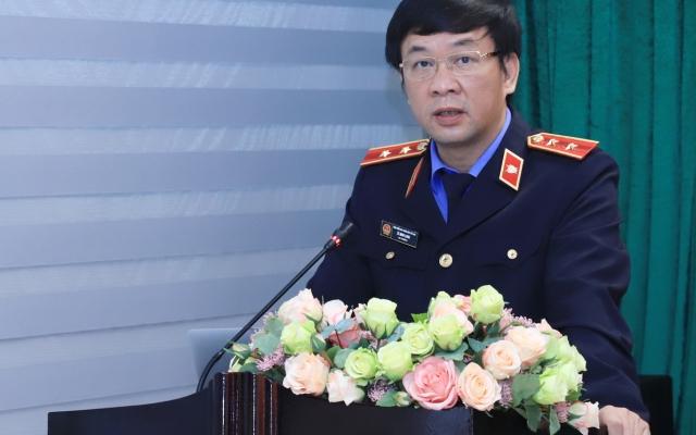Vụ trưởng Vụ 2 VKSNDTC: Chỉ mình Bộ Công an làm công tác giám định là không khách quan