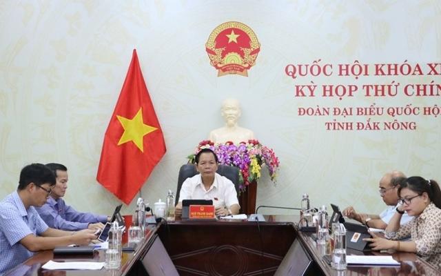 Đắk Nông đề nghị cấm kinh doanh dịch vụ đòi nợ