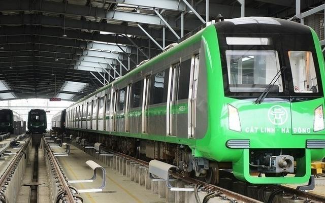 Bộ Giao thông Vận tải lên tiếng về việc đường sắt Cát Linh - Hà Đông lỡ hẹn