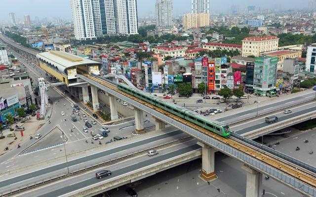 Dự án đường sắt Cát Linh - Hà Đông: Tổng thầu đòi thêm 50 triệu USD vận hành hệ thống