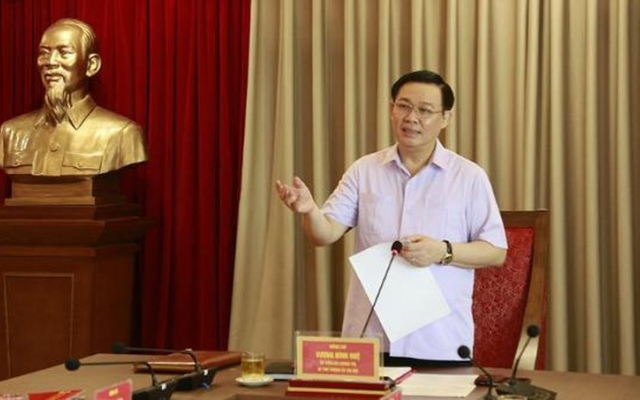 Bí thư Thành ủy Hà Nội: Không nể nang, hữu khuynh trong công tác nhân sự