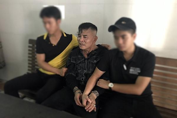 """Công an bắt """"trùm giang hồ"""" chuyên cho vay nặng lãi ở TP Vinh"""