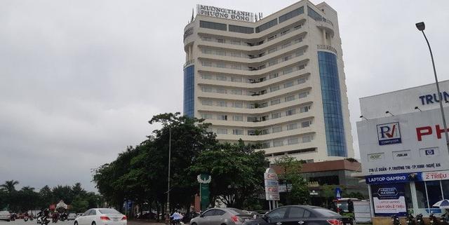 Trước khi phát hiện nhiễm Covid-19, bệnh nhân 736 từng ở khách sạn Mường Thanh Phương Đông