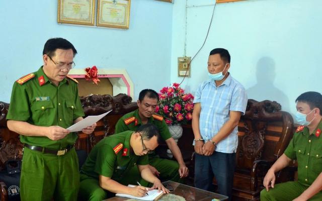 Khởi tố, bắt tạm giam một Chủ tịch xã do liên quan đến tham nhũng