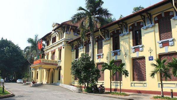 Tự hào truyền thống vẻ vang 75 năm ngành Tư pháp Việt Nam