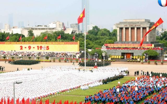 Khát vọng Việt Nam: Nơi những dấu ấn lịch sử không bao giờ phai
