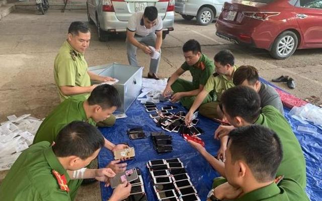 Lâm Đồng: Kinh doanh hàng hóa nhập lậu, 1 công ty bị phạt 90 triệu đồng