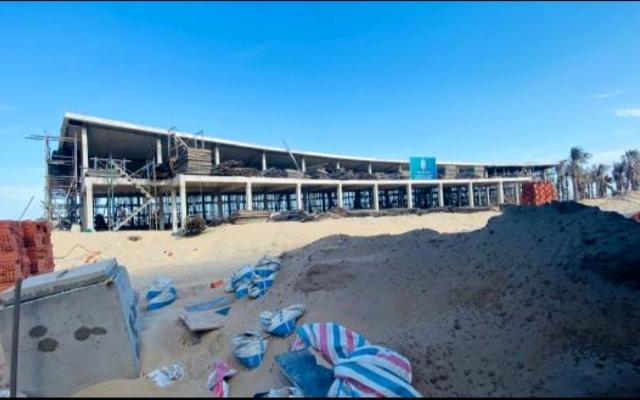 """Bà Rịa – Vũng Tàu: Xây dựng không phép, dự án Khu du lịch Vũng Tàu Regency bị """"tuýt còi"""""""