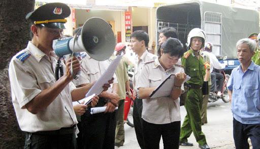 Thi hành án dân sự tiếp tục có những chuyển biến rõ rệt