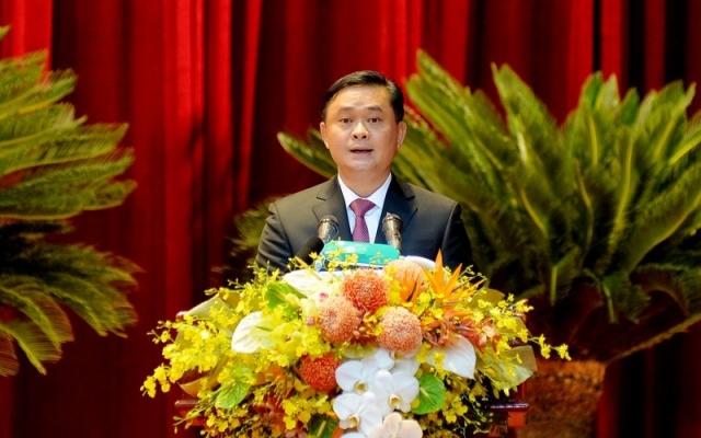 Chân dung Bí thư Tỉnh ủy Nghệ An Thái Thanh Qúy