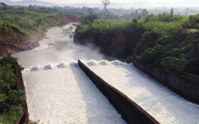 Hồ Kẻ Gỗ có thể xả lũ với lưu lượng hơn 1.000m3/s, tỉnh Hà Tĩnh di tản dân