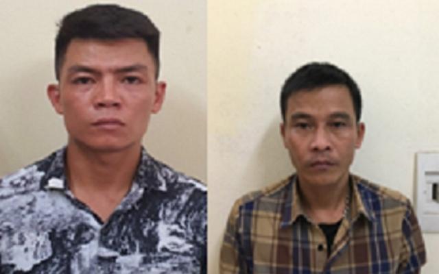"""Hải Phòng: Khởi tố, bắt tạm giam 2 đối tượng """"Cướp tài sản"""" trên sông Đá Bạc"""