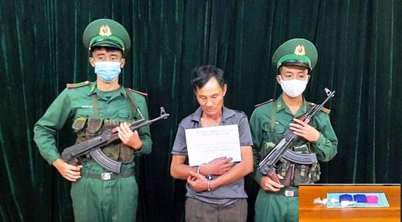 Điện Biên: Bắt giữ đối tượng mua bán, vận chuyển số lượng lớn ma túy