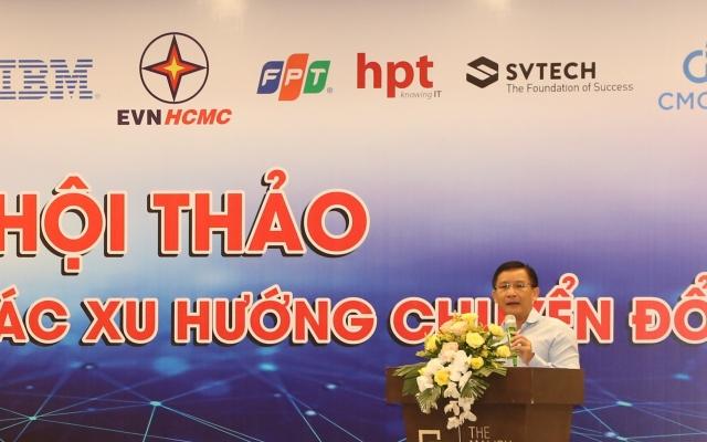 Tổng công ty Điện lực TP HCM xây dựng kế hoạch chuyển đổi số với khách hàng là trung tâm