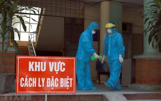 Tây Ninh cách ly 2 trường hợp F1 liên quan đến bệnh nhân 1349
