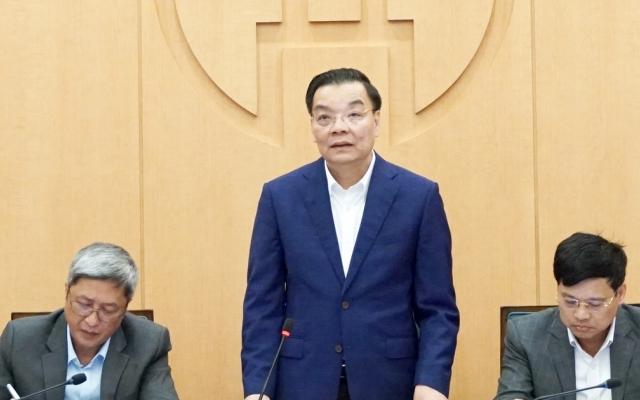 Chủ tịch Hà Nội phê bình hàng loạt lãnh đạo sở ngành vắng họp