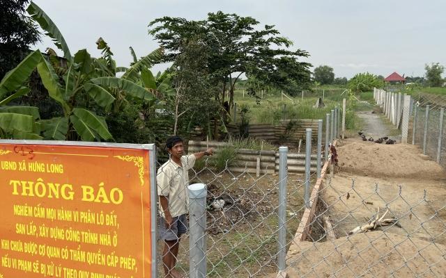 Hàng chục người tiếp tục sập bẫy khi mua đất nông nghiệp tại huyện Bình Chánh
