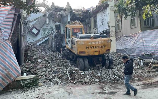 Xây dựng nhà tại Làng Việt kiều Châu âu cần đảm bảo môi trường, quy hoạch đối với các hộ liền kề