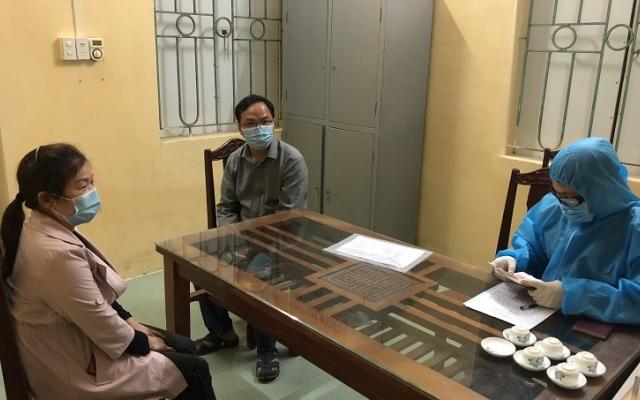 Trốn tránh cách ly y tế 2 công dân Trung Quốc bị phạt 15 triệu đồng