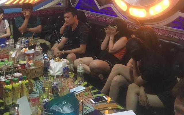 Cần Thơ: Triệt phá điểm Karaoke sử dụng chất ma túy