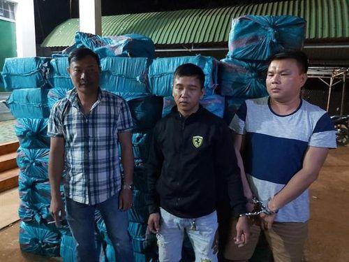 Đắk Lắk: Khởi tố 3 đối tượng vận chuyển hàng ngàn bao thuốc lá lậu