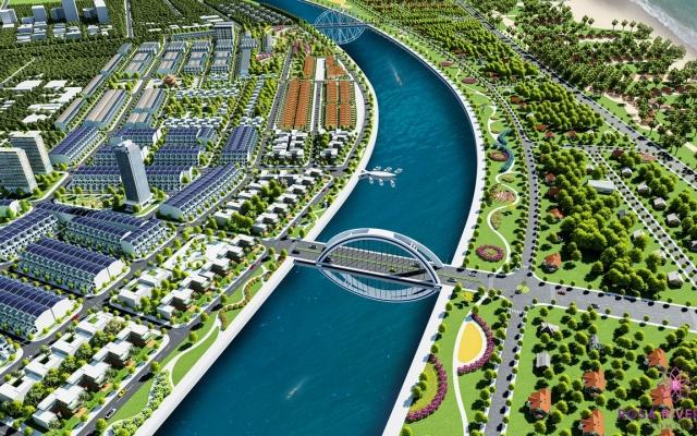 Chuẩn bị thẩm định đồ án điều chỉnh Quy hoạch chung xây dựng thị xã Điện Bàn