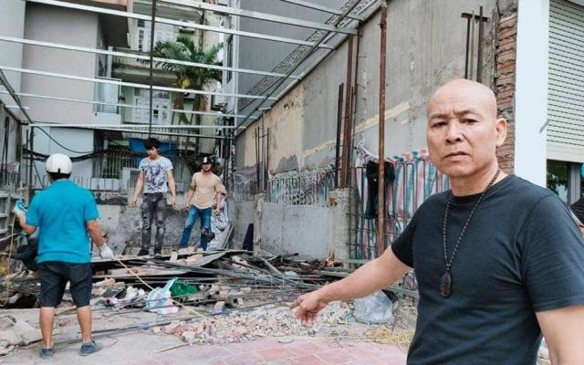 Hà Nội: Một hộ dân kêu cứu vì bị người lạ xông vào nhà đập phá tài sản