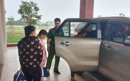 Ngăn chặn 3 thai phụ vượt biên sang Trung Quốc chờ bán bào thai