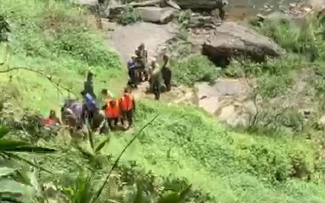 Đắk Nông: Tìm thấy thi thể nam du khách Nga tại thác nước
