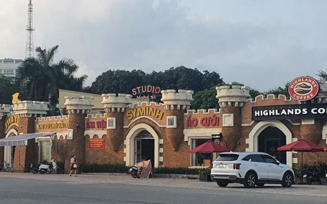 """Nghệ An: Quy hoạch Công viên Trung tâm TP Vinh bị vẽ vời kiểu """"Hổ mọc thêm cánh""""?"""