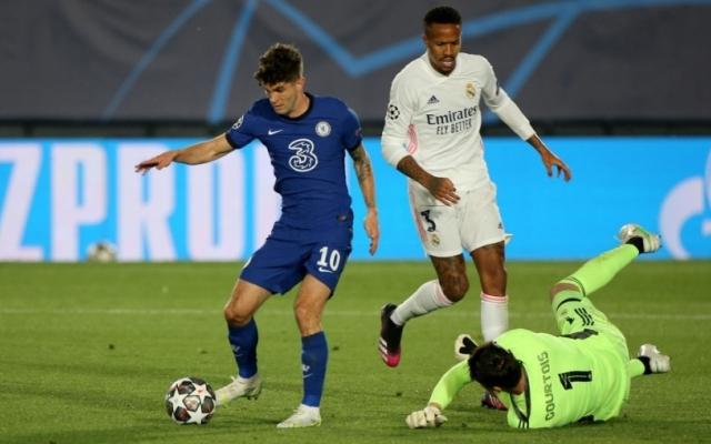 Real Madrid và Chelsea bất phân thắng bại